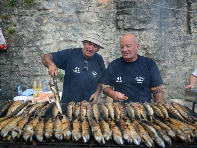 U čast plave ribe: Dan širuna uz vino i koncert u Budvi