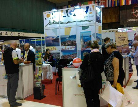 NTOCG na sarajevskom festivalu turizma