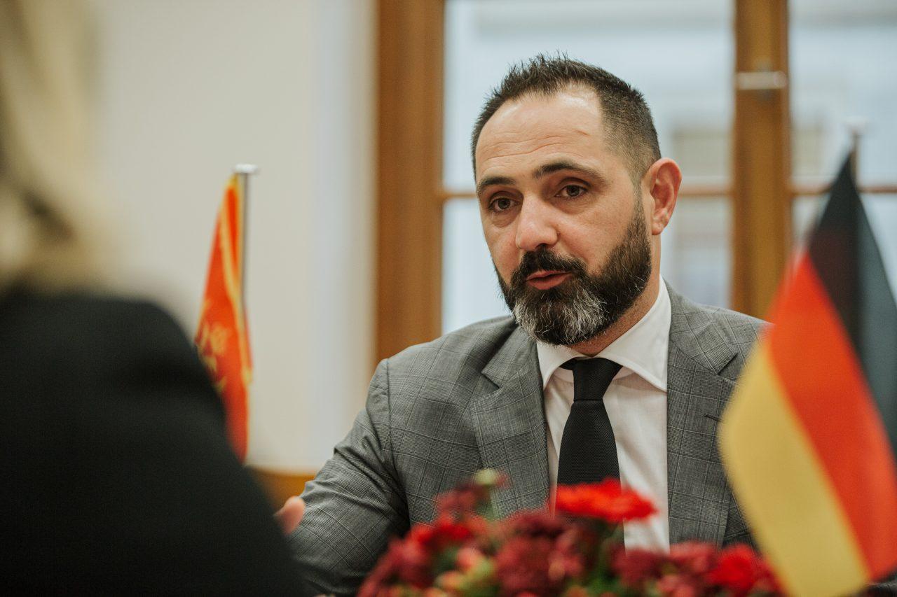 Njemačka će pružiti podršku Crnoj Gori u pitanjima zaštite životne sredine