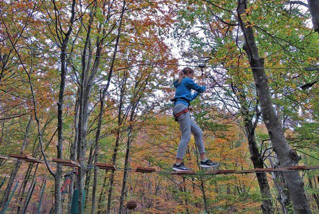 Avanturistički park na Vrbanju posjetilo preko 13 hiljada izletnika