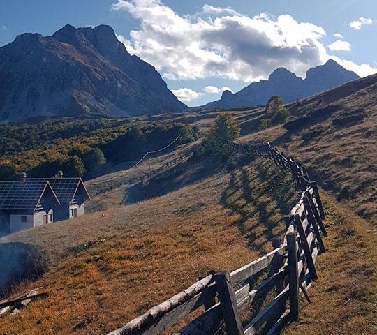 Čudesna Crna Gora i selo Japan ispod Komova