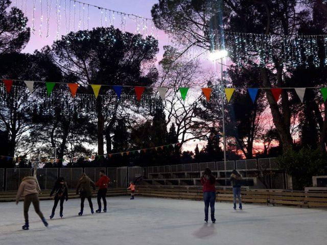 Klizalište u Podgorici od 6. decembra