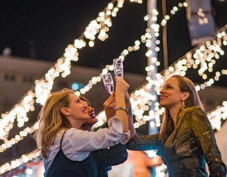 Novogodišnji dani u Podgorici: Letu štuke, Gibonni, praznični pazar…