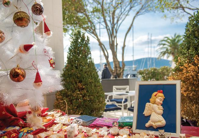 Decembar je za Novogodišnje bazare u Tivtu!