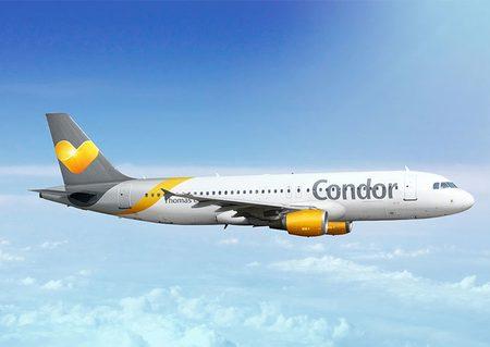 Condor od maja leti iz Frankfurta za Tivat