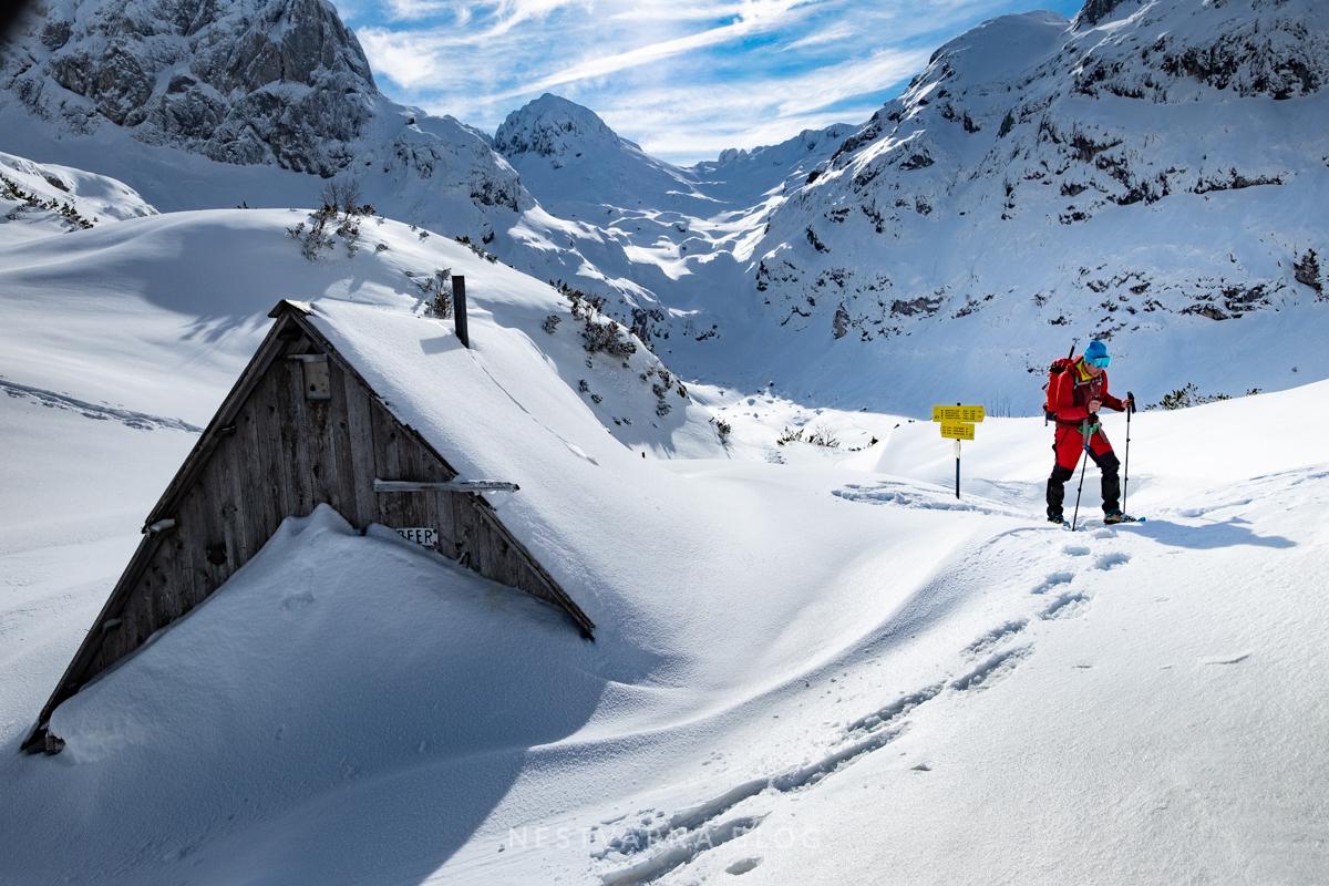 Durmitor na drugačiji način: Ski-touring šetnja grebenom Savinog Kuka