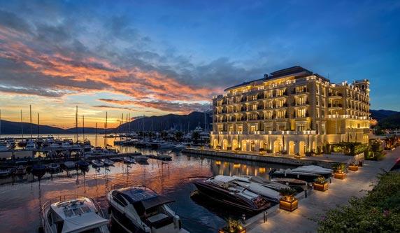 Regent najbolji marina hotel na svijetu
