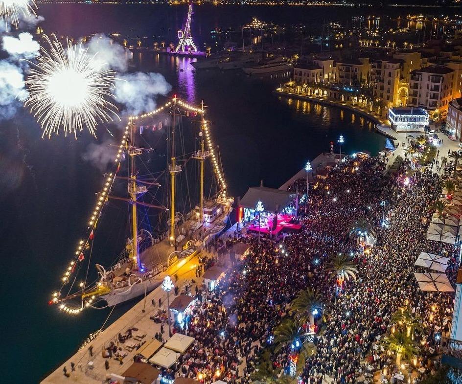 Đe za Novu? Pogledajte novogodišnji vodič kroz Crnu Goru!