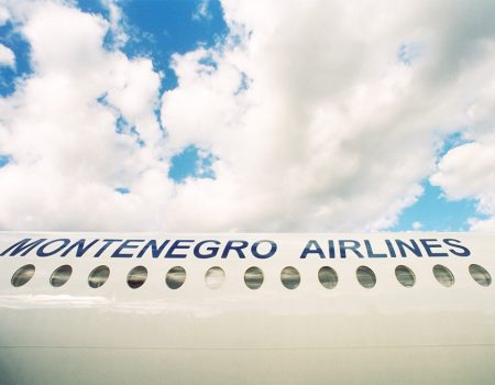 Montenegro Airlines prevezao oko 600.000 putnika