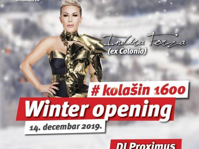 Svi ste pozvani: Kolašin 1600 otvara sezonu 14. decembra!