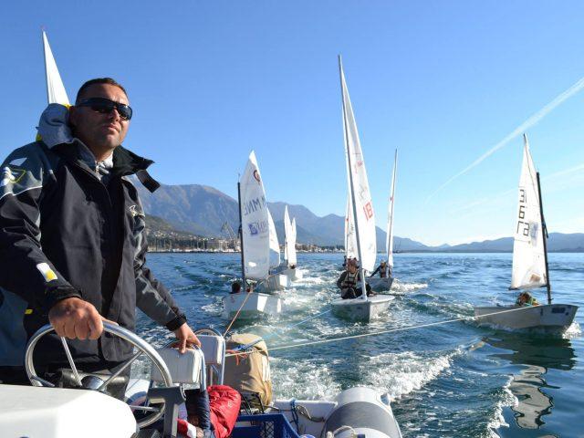 Starogodišnja regata 31. decembra u Tivtu