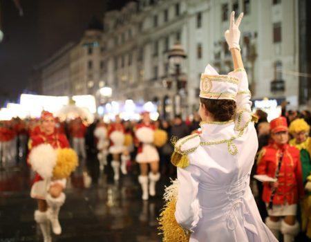 Karavan mimoze kreće iz Beograda