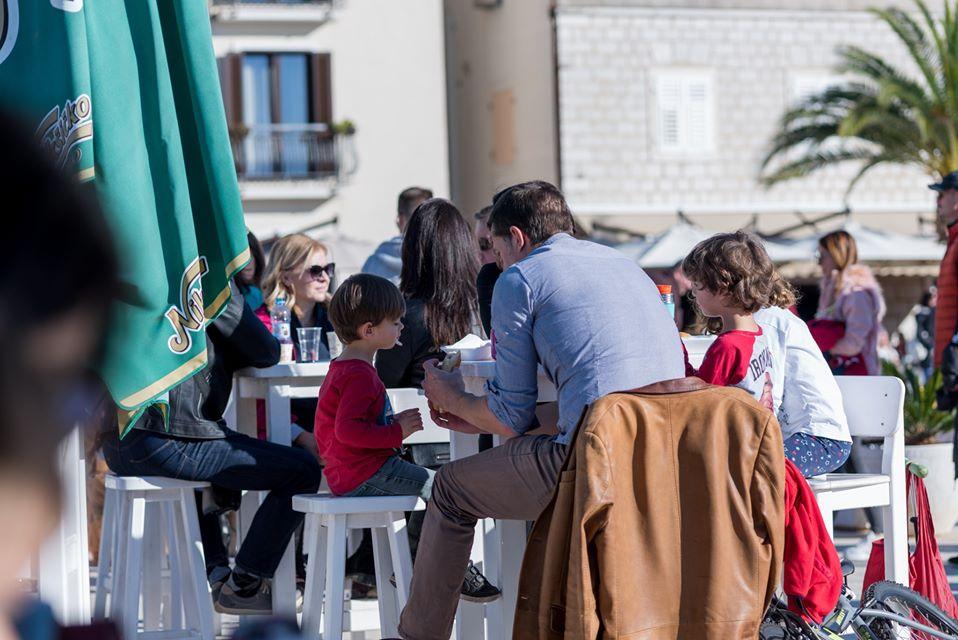 U Tivtu 20 odsto više turista nego lani