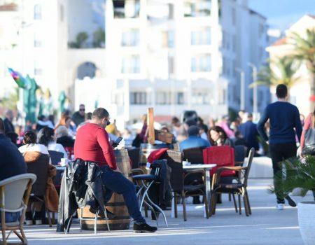 Pred praznike u Tivtu najviše stranaca