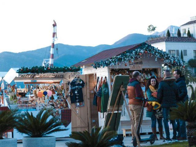 Kiša pokvarila planove: Otkazuje se četvrti novogodišnji bazar u Tivtu