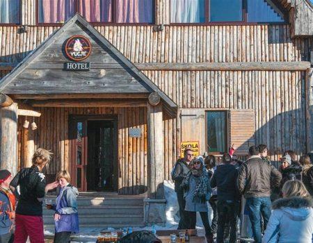 Ski centar Vučje prvi otvorio zimsku sezonu!