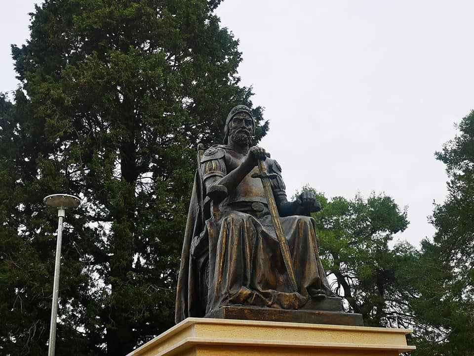 Podgorica dobila spomenik Ivanu Crnojeviću