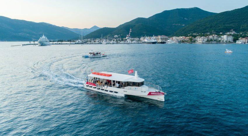 Zimski red vožnje ekoloških brodova, gratis za djecu