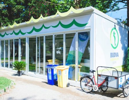 Završen projekat Budva Zero Waste City, na reciklažu poslato 14 tona plastike