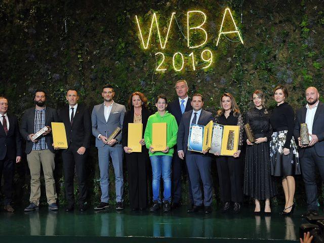 """Ko je sve dobio godišnju nagradu u turizmu """"Wild Beauty Awards"""""""