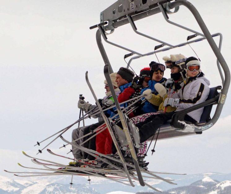 Iz Podgorice besplatno do ski centra Kolašin 1600