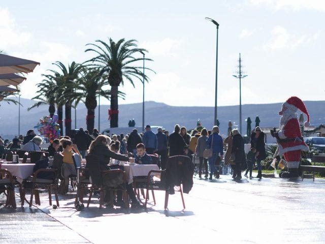 U Tivtu osam odsto više turista nego lani