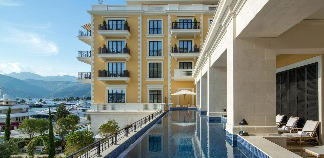 Ponovo otvoren hotel Regent Porto Montenegro