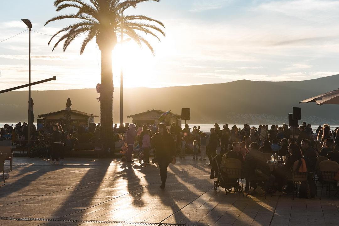 U Tivtu više turista nego lani