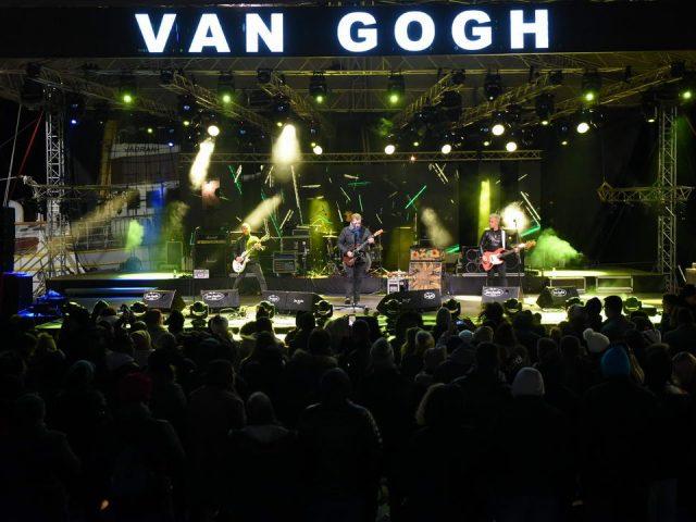 Van Gogh ugrijao Tivat