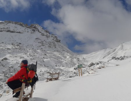 Prvi skijaši na Savinom kuku i Javorovači
