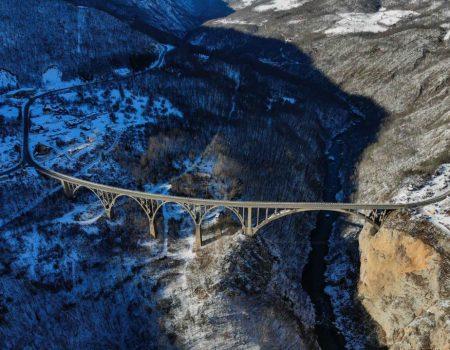 Njegovo veličanstvo-Most na Đurđevića Tari