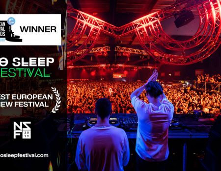 "Exitov ""No Sleep"" proglašen za najbolji festival Evrope!"
