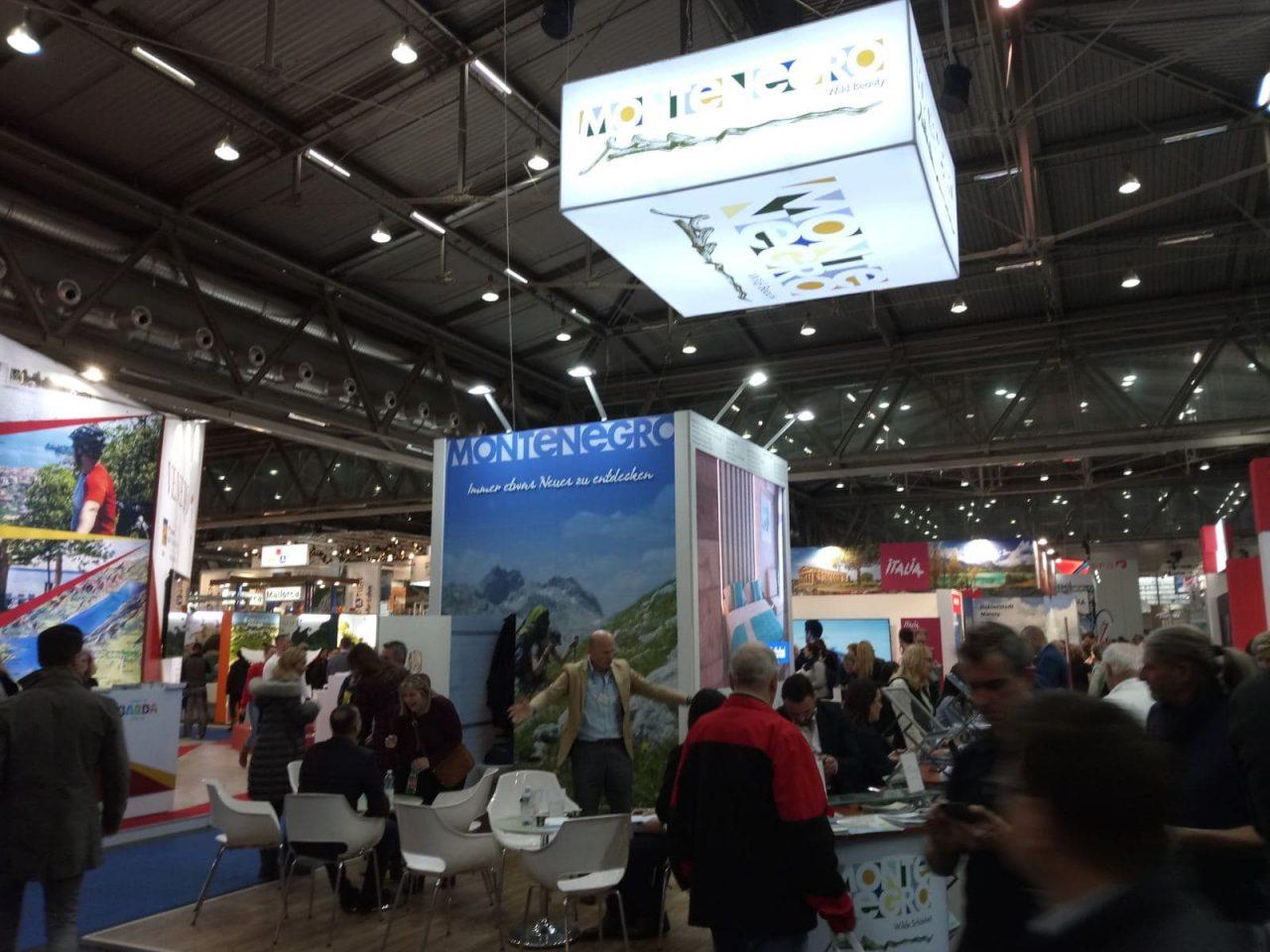 NPCG na sajmu u Beču: Štand izuzetno posjećen