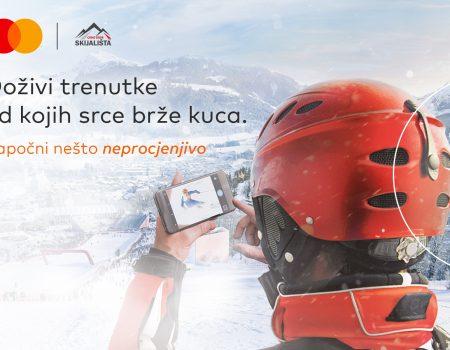 Skijališta CG: Pogodnosti na planinama uz Mastercard