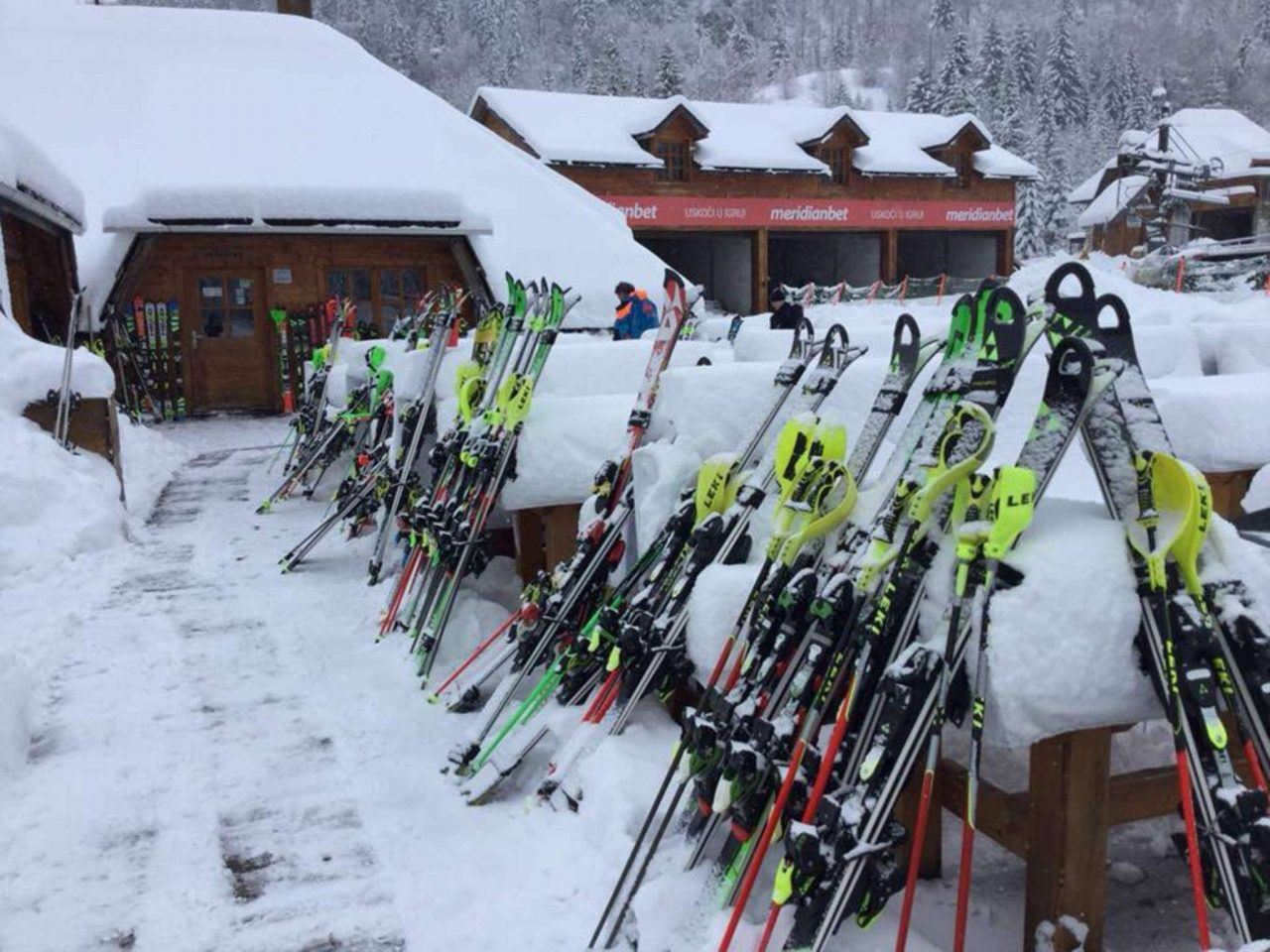 Skijališta Crne Gore radiće na sistemu za vještačko osnježavanje