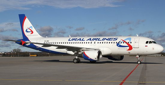Ural Airlines uvodi novu avio liniju za Tivat