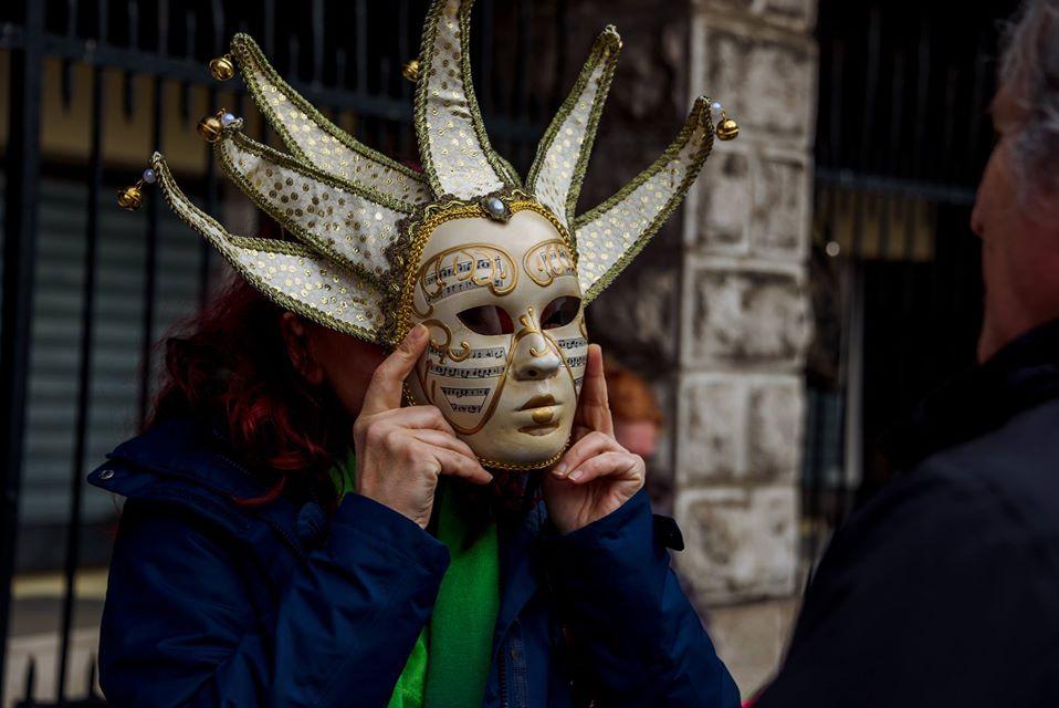 Risan priprema prvi karneval