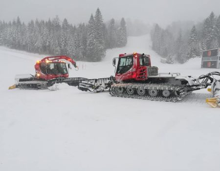 Kolašin 1600: Ski staza Vranjak od sjutra u funkciji