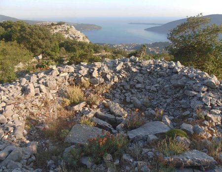 Orjen čuva pravo malo arheološko blago