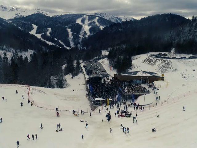Još jedan uspješan vikend na Skijalištima Crne Gore