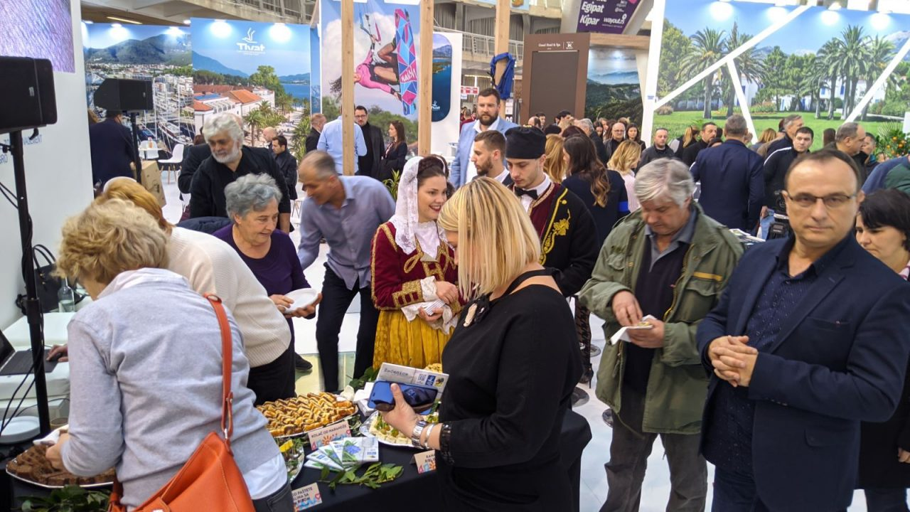 """Tivat predstavio ponudu na sajmu turizma """"IFT 2020"""" u Beogradu"""