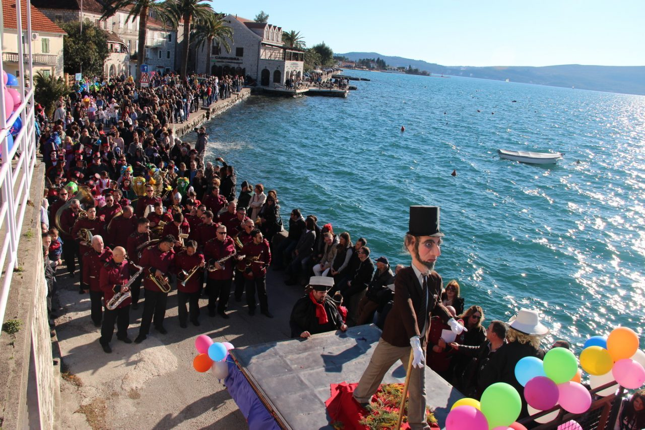 Lastovski karnevao u subotu 22. februara