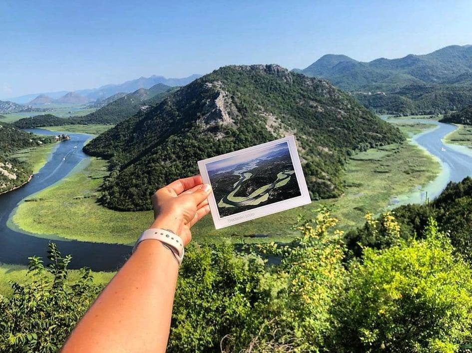 Vidikovac koji je postao najfotogeničnije mjesto Crne Gore