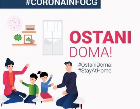 Nove mjere u Crnoj Gori: Zabrana ulaska strancima, zatvoreni kafići…
