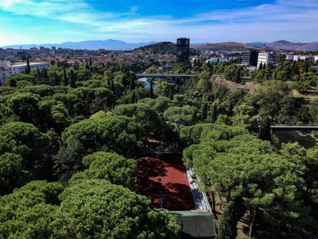 Zaključavaju se parkovi i park šume u Podgorici