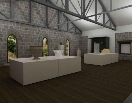 Saniraće se Arhiepiskopska palata u Starom Baru