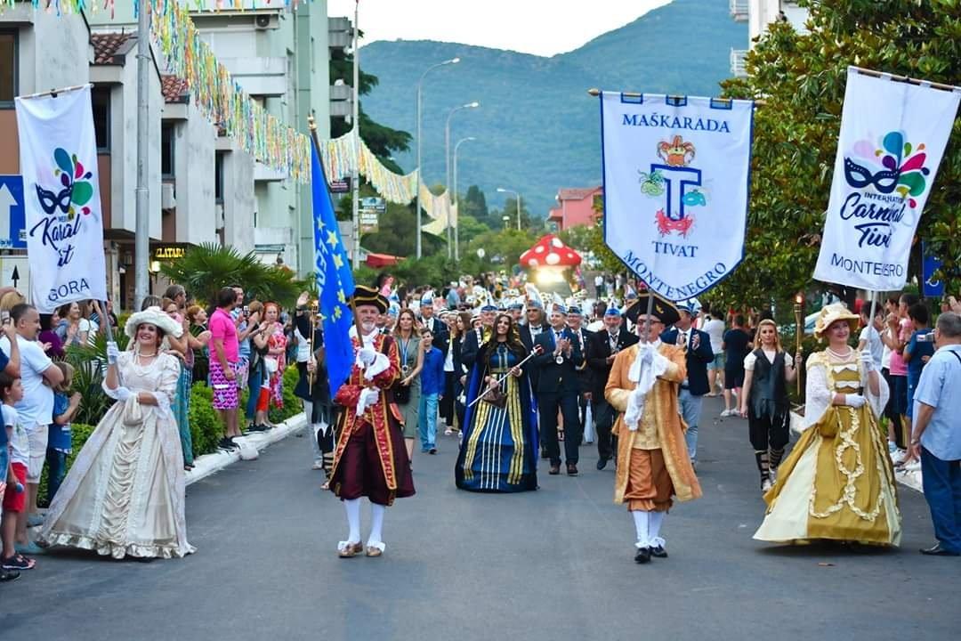 Otkazan Međunarodni karneval u Tivtu