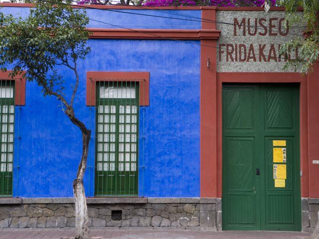 Virtuelne ture: Posjetite kuću u kojoj je živjela Frida Kalo