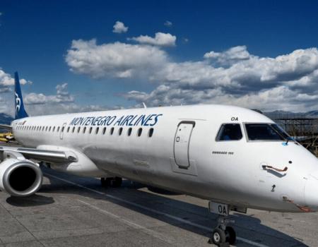 Montenegro Airlines: Prvi komercijalni letovi u junu