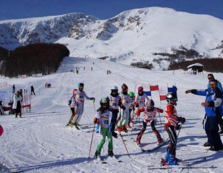 Za vikend na Žabljaku takmičenje u skijanju za mališane